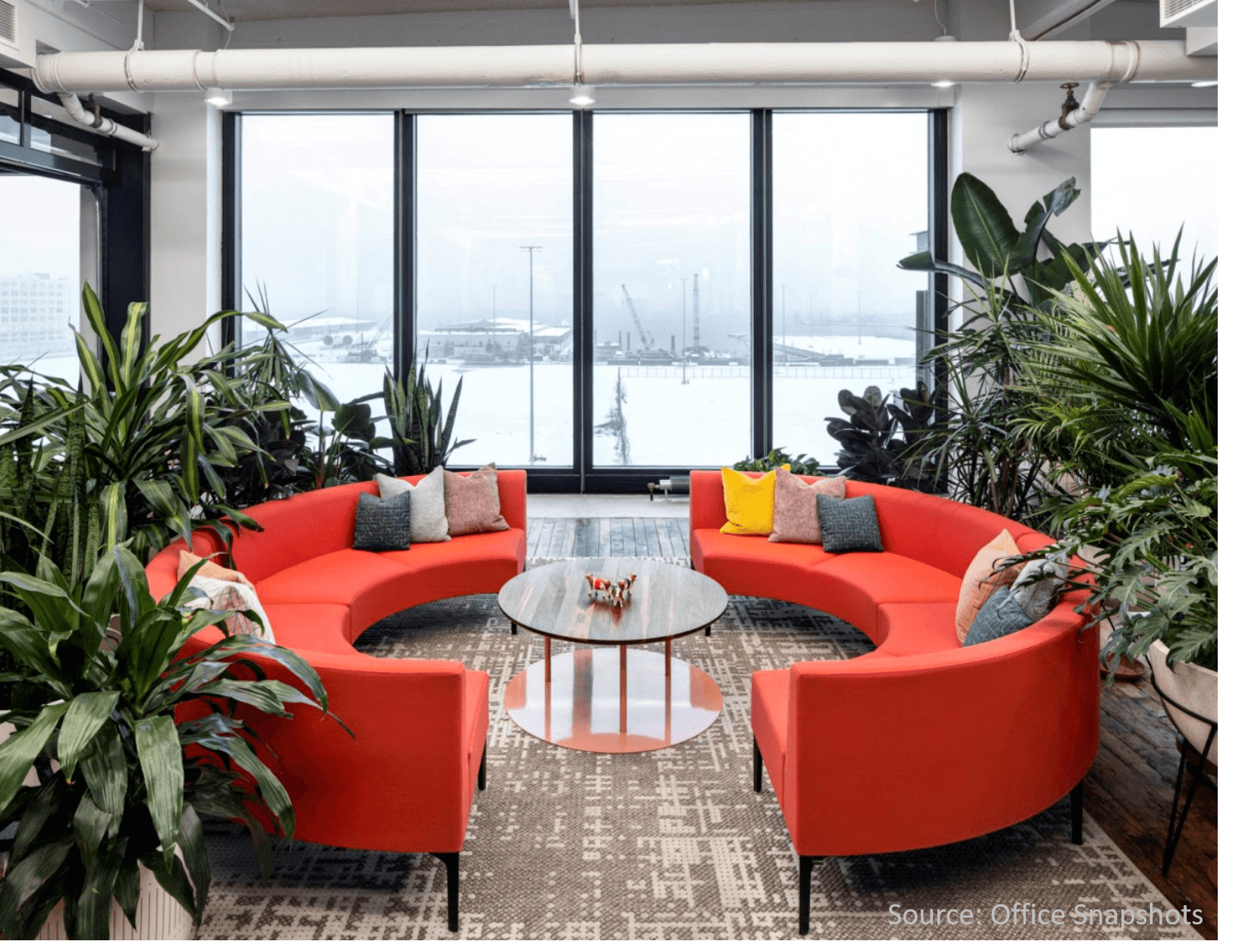 Modern-bold-office-plant-design
